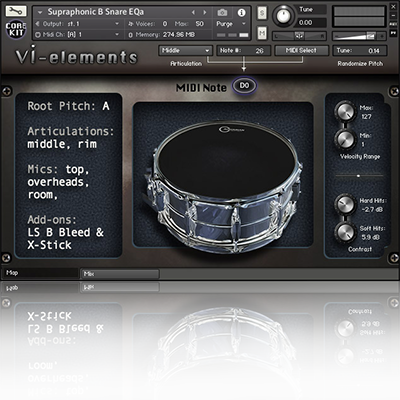 Sup-B-Snare
